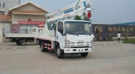 五十铃高空作业车(18米)图片