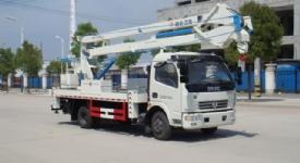 东风多利卡高空作业车(18米)图片