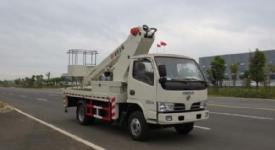 18米直臂高空作业车图片